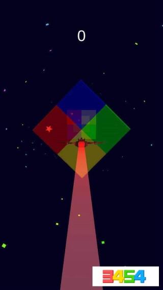 彩色飞行截图(3)
