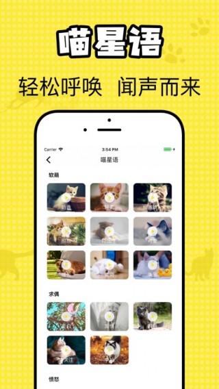 猫咪翻译官截图(4)