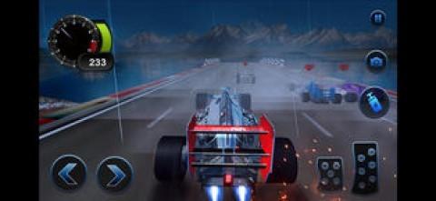 發動機運動汽車路賽跑截圖(4)