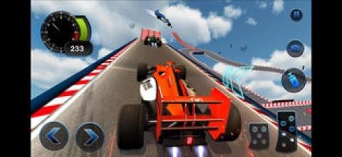 發動機運動汽車路賽跑截圖(3)