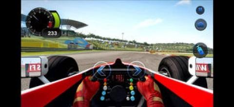 發動機運動汽車路賽跑截圖(2)