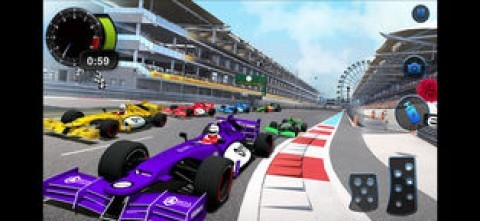 發動機運動汽車路賽跑截圖(1)