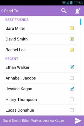 Snapchat安卓版截圖(4)