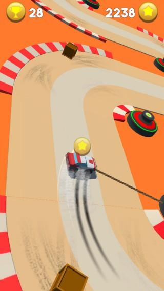 绳索飘移3D截图(1)