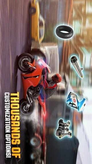 頂級騎手公路摩托比賽截圖(4)