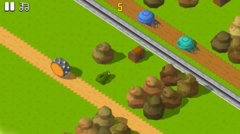 小青蛙过马路截图(1)
