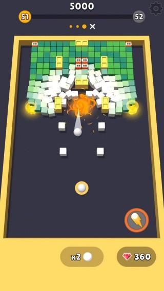 球球打方块3D截图(2)