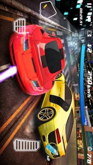 疯狂赛车3D截图(4)