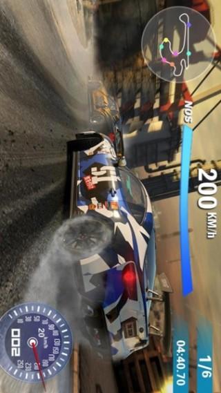 疯狂赛车3D截图(1)