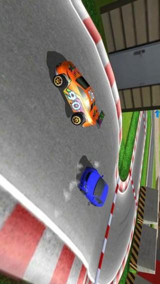 赛道汽车驾驶模拟器截图(2)