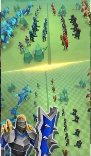 最强王者联盟截图(3)