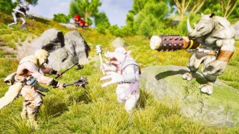 野蛮战士模拟器截图(4)