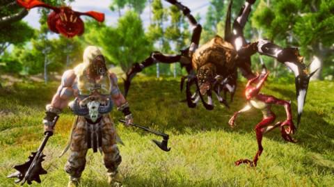 野蛮战士模拟器截图(3)
