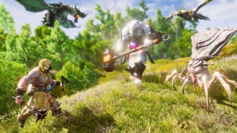 野蛮战士模拟器截图(2)