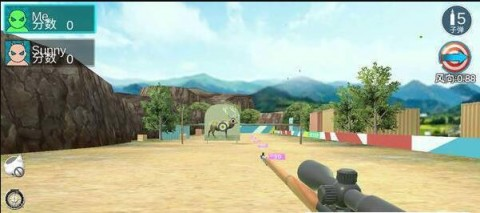 猎鹿模拟器截图(2)