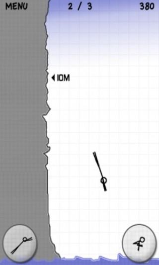 火柴人悬崖跳水截图(4)