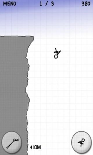 火柴人悬崖跳水截图(3)