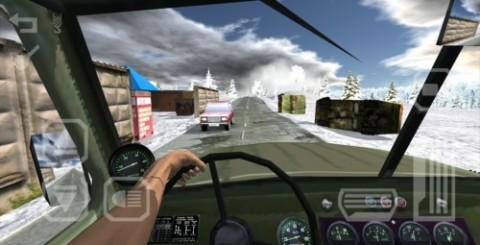 俄罗斯开车3到克里米亚截图(1)