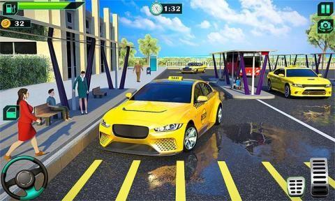 城市出租车司机截图(4)