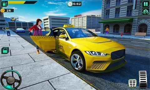 城市出租车司机截图(3)
