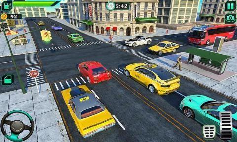 城市出租车司机截图(2)