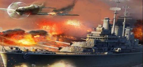 海洋帝國軍艦之戰截圖(1)