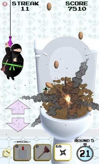 廁所忍者截圖(4)