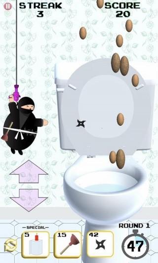 廁所忍者截圖(1)