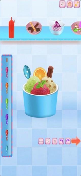 创意冰淇淋甜点屋截图(3)