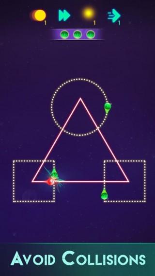 彗星穿越太空拱廊截圖(2)