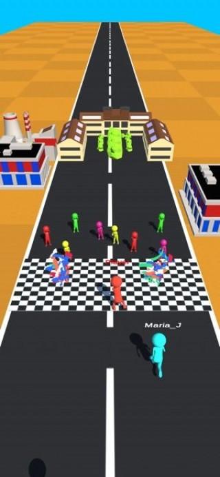 Marathon.io截圖(2)