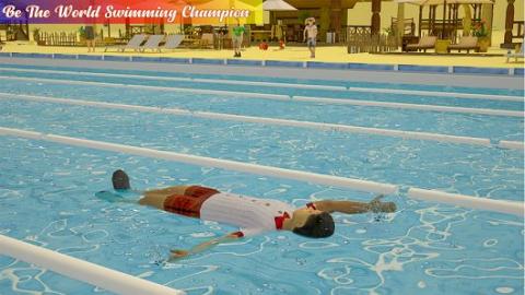 游泳池水上比賽截圖(2)