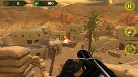 槍戰模擬器截圖(3)