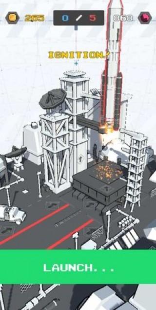 点击火箭发射器截图(2)