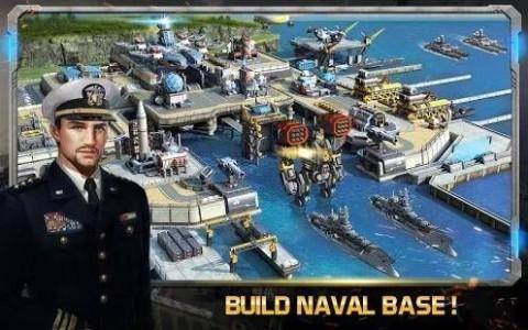 海軍世界機械與軍艦截圖(3)