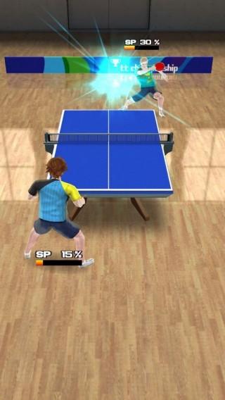 乒乓球巡回賽截圖(3)