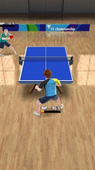 乒乓球巡回賽截圖(2)