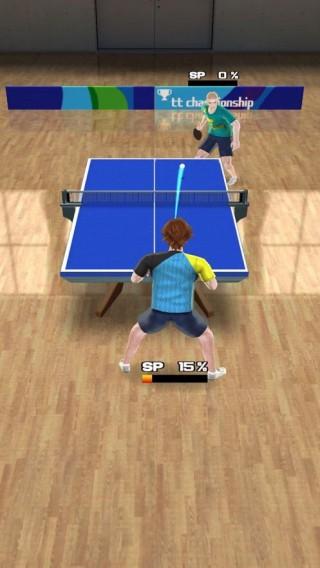 乒乓球巡回賽截圖(1)