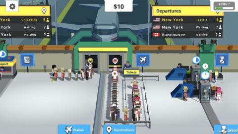 空轉機場截圖(3)