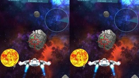 現代銀河戰斗截圖(1)