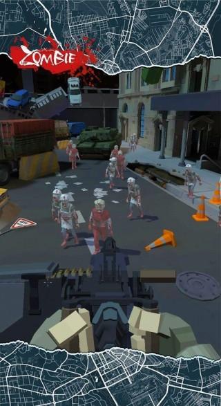 3D僵尸大戰截圖(1)