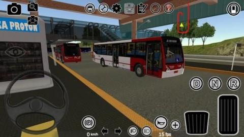 宇通巴士模擬器截圖(2)
