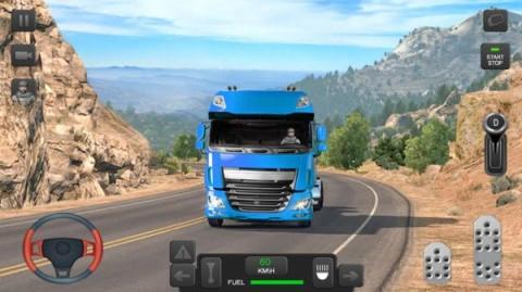 歐洲重型卡車截圖(2)