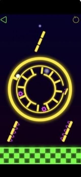 霓虹燈旋轉截圖(1)