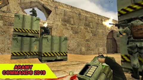 突擊隊邊境攻擊截圖(1)