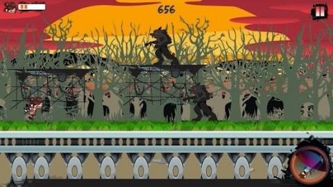 狼戰忍者截圖(1)