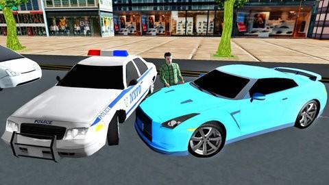 模擬跑車駕駛截圖(2)