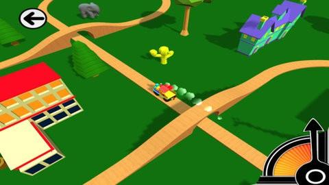 組裝玩具火車截圖(2)