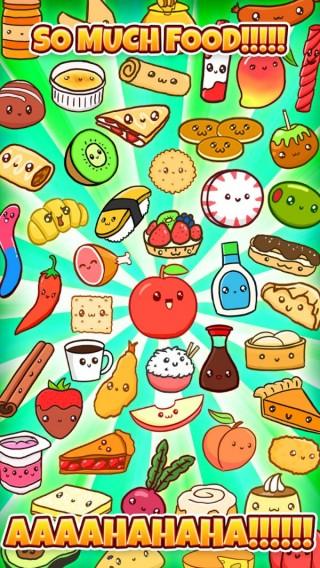 可愛的食物們截圖(3)