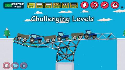 貨運橋梁建造截圖(1)